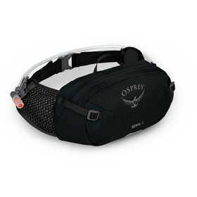 Osprey Seral 4 Hydration Waist Pack with Reservoir, black